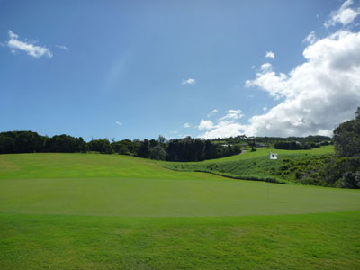 Kapalua Plantation 17th hole