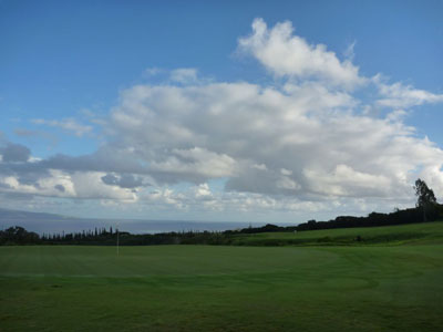 Kapalua Plantation 5th hole