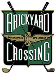 Brickyard Crossing Golf Course logo