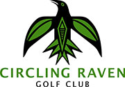 Circling Raven Golf Club logo