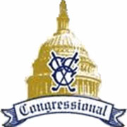 Congressional Country Club (Blue) logo