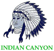 Indian Canyon logo