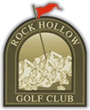 Rock Hollow Golf Course logo